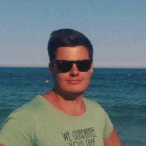 Dmitriy Yastrub