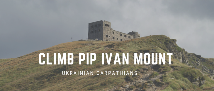 One-day Hiking to Pip Ivan Mount (Popivan, White Elephant)
