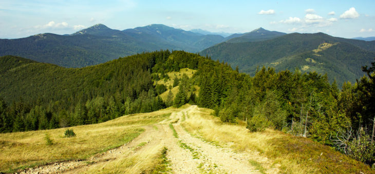 Одноденний похід: Гора Ягідна