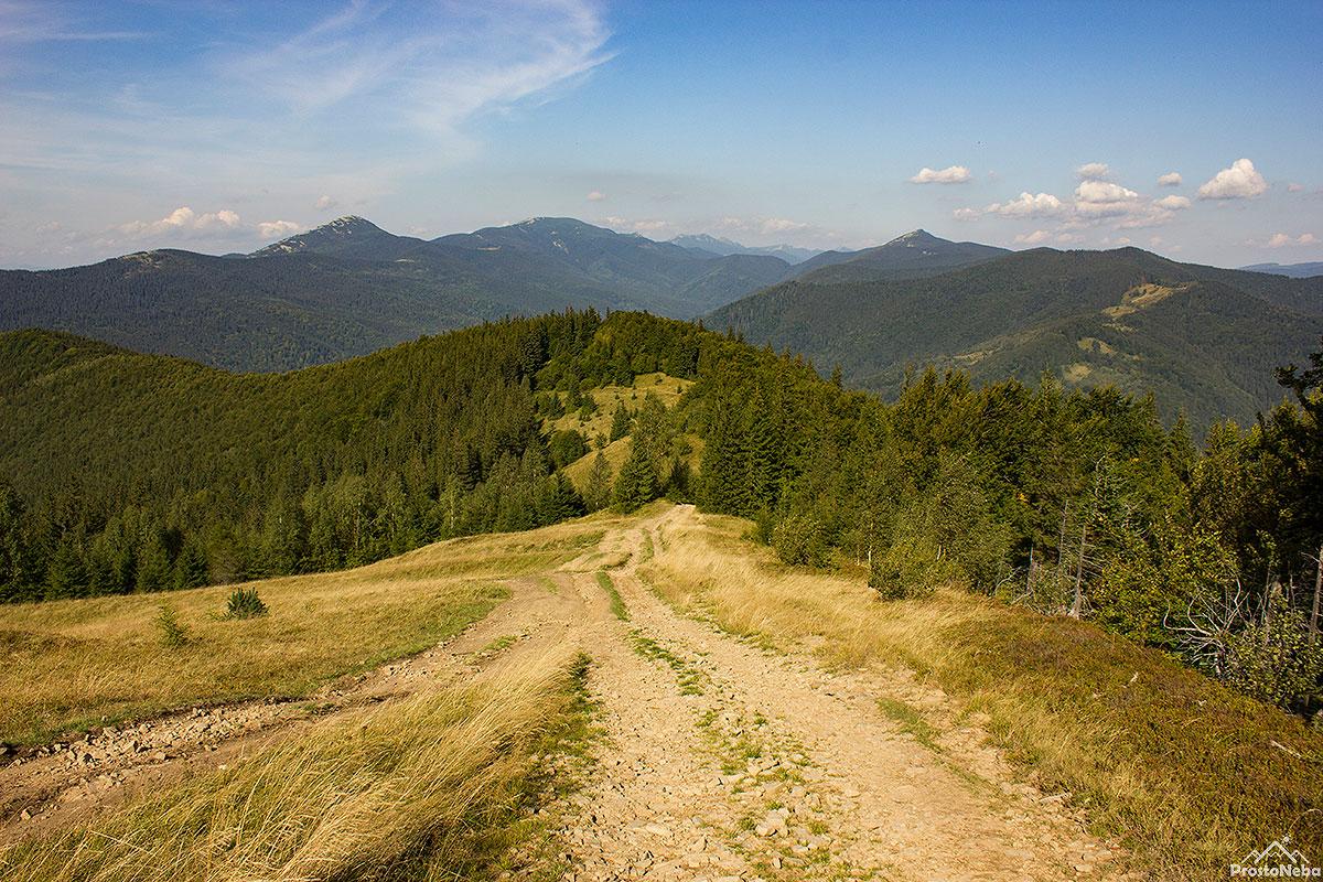 Гора Ягідна